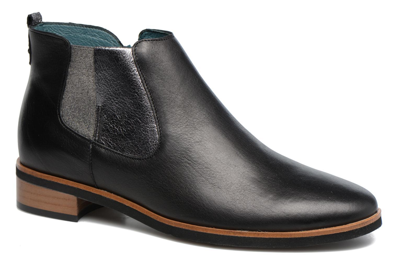 Bottines et boots Karston JIFOX Noir vue détail/paire