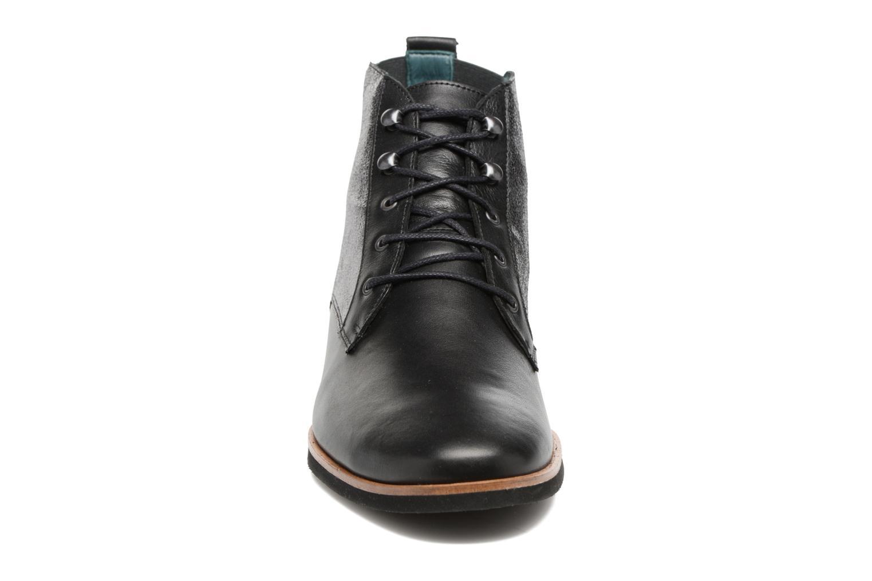 Boots en enkellaarsjes Karston JIVA Zwart model