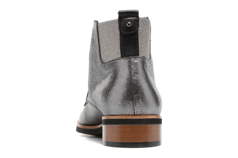 Boots en enkellaarsjes Karston JIVA Zwart rechts