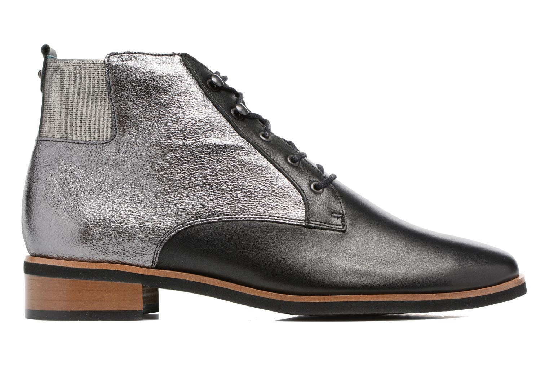 Boots en enkellaarsjes Karston JIVA Zwart achterkant
