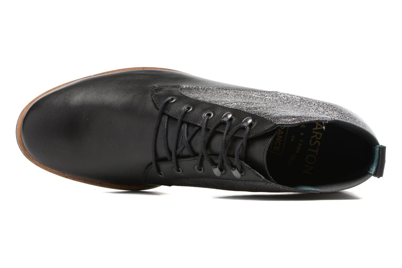Boots en enkellaarsjes Karston JIVA Zwart links
