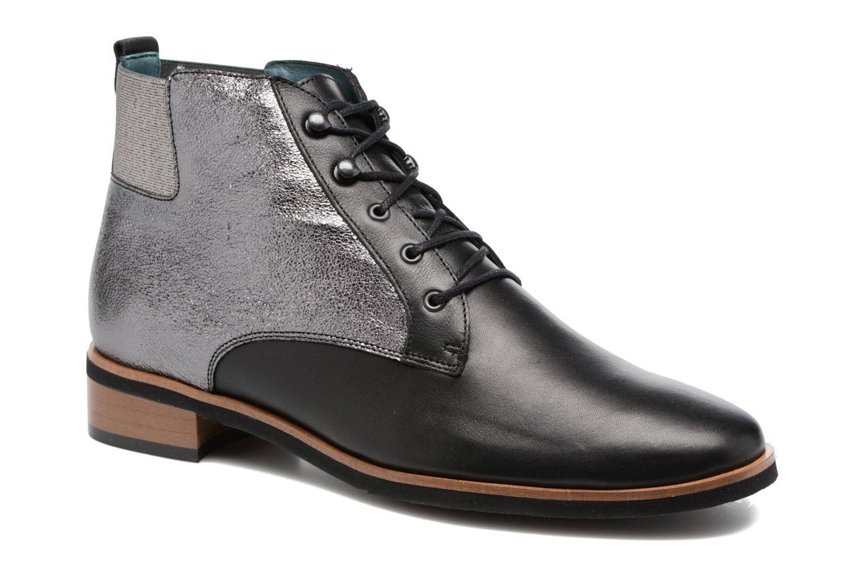 Boots en enkellaarsjes Karston JIVA Zwart detail