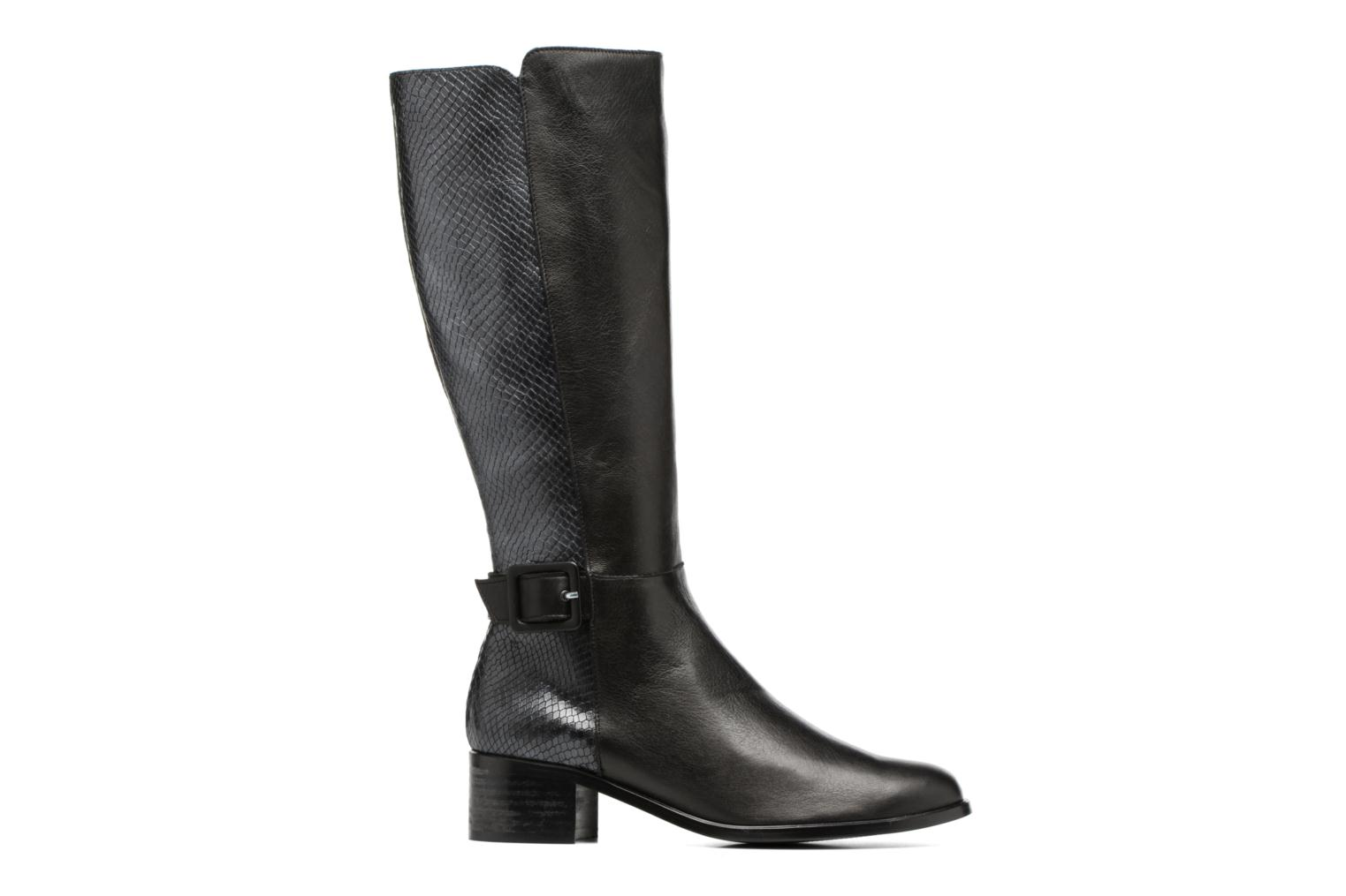 Boots & wellies Karston GLEVINA Black back view