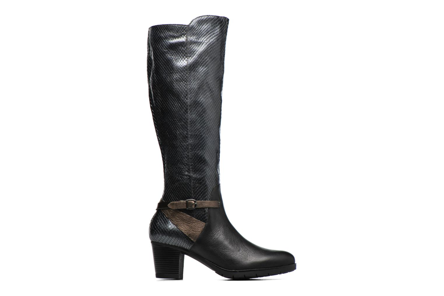 Boots & wellies Karston GAVA Black back view