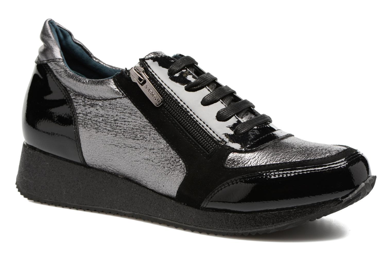Sneakers Karston SERIN Zwart detail