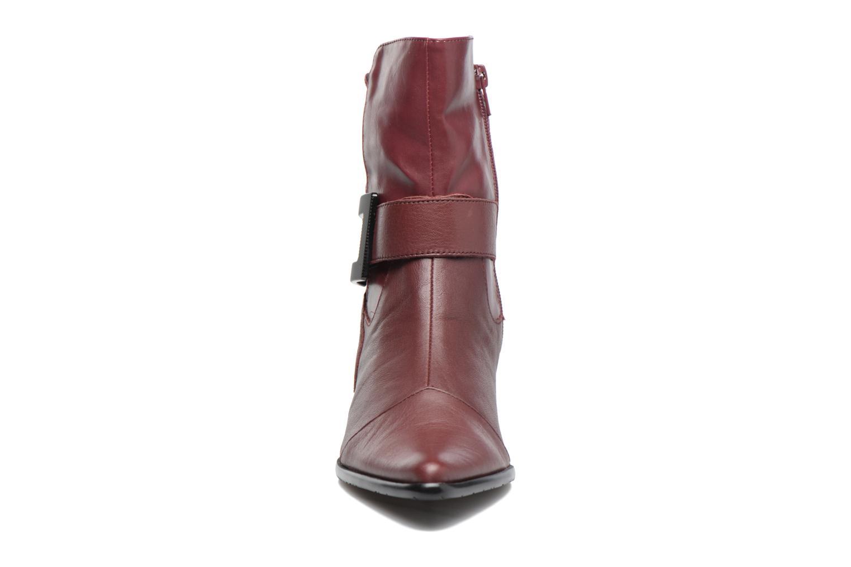 Boots en enkellaarsjes Madison AYDIVA Bordeaux model