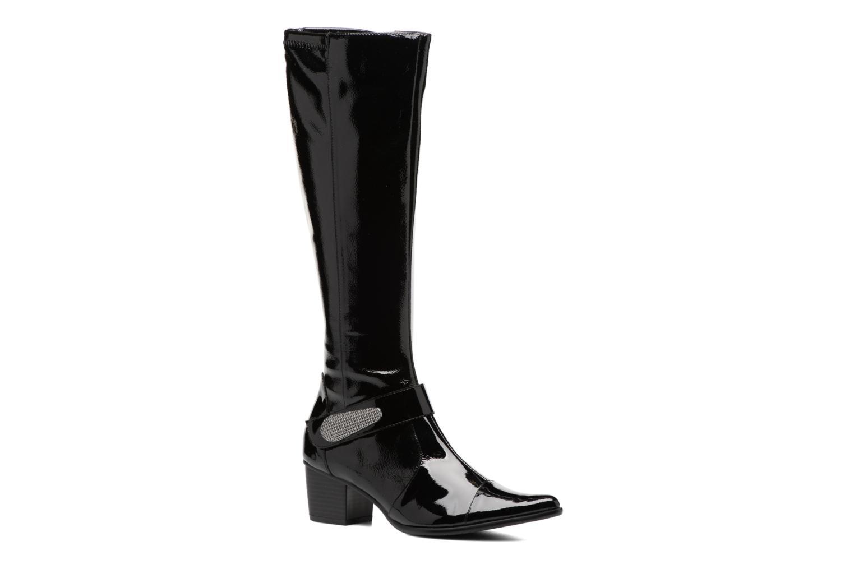 Marques Chaussure femme Madison femme AYBRUN Vernis noir