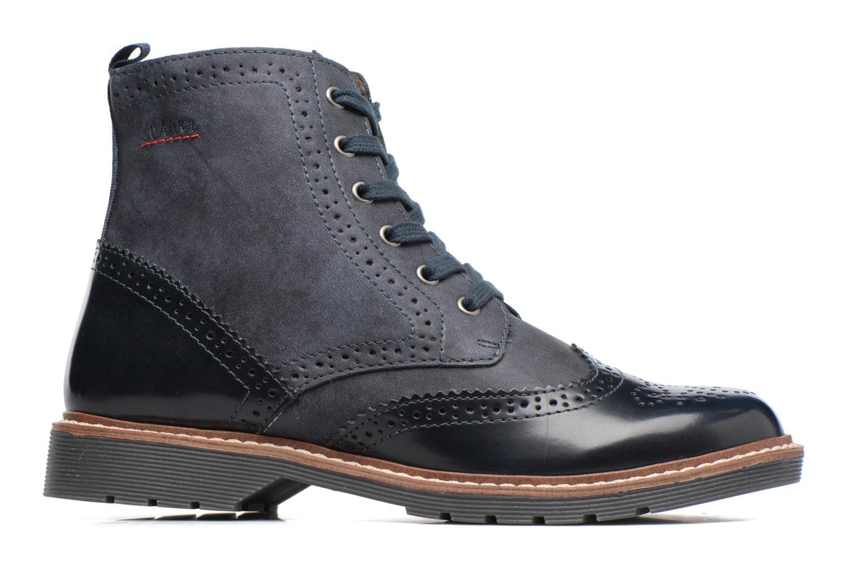 Bottines et boots S.Oliver Ariane Bleu vue derrière