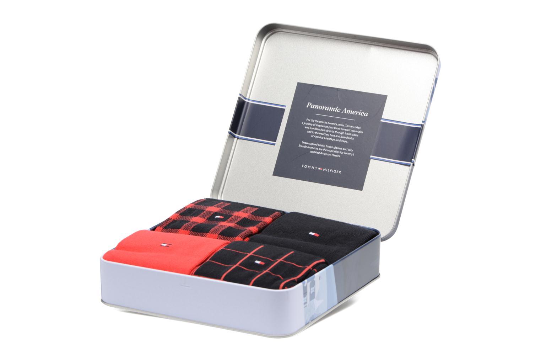 GIFT BOX Chaussettes CALSSIC LOT DE 4 085 TOMMY ORIGINAL
