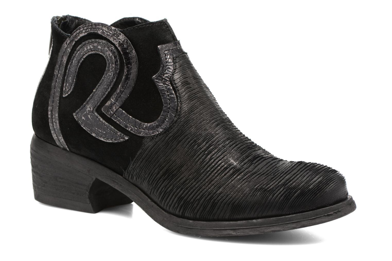 Khrio Feabese (Noir) - Bottines et boots chez Sarenza (306579)