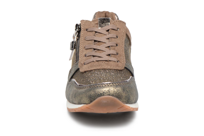 Baskets Tom Tailor Mya Or et bronze vue portées chaussures