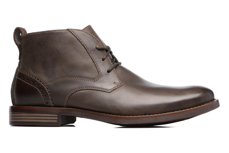 Bottines et boots Rockport Wynstin Chukka Marron vue derrière
