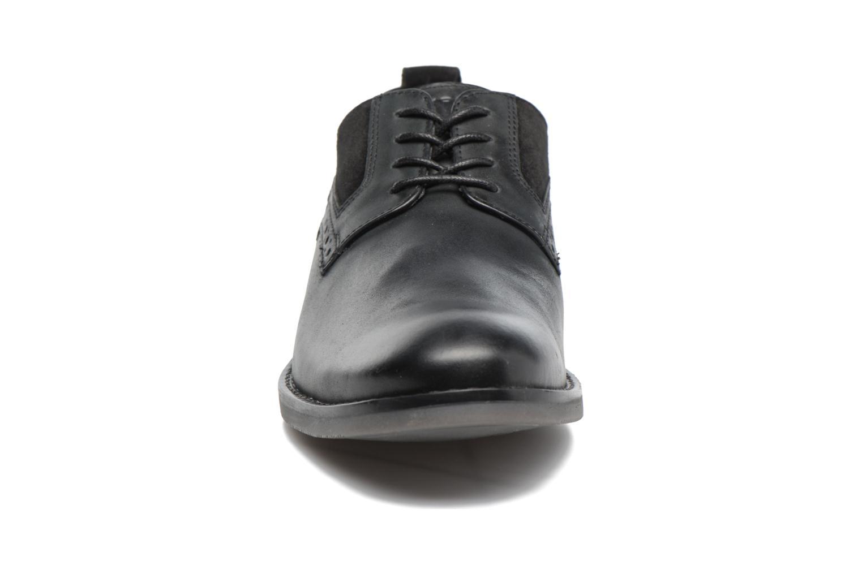 Chaussures à lacets Rockport Wynstin Plain Toe Noir vue portées chaussures