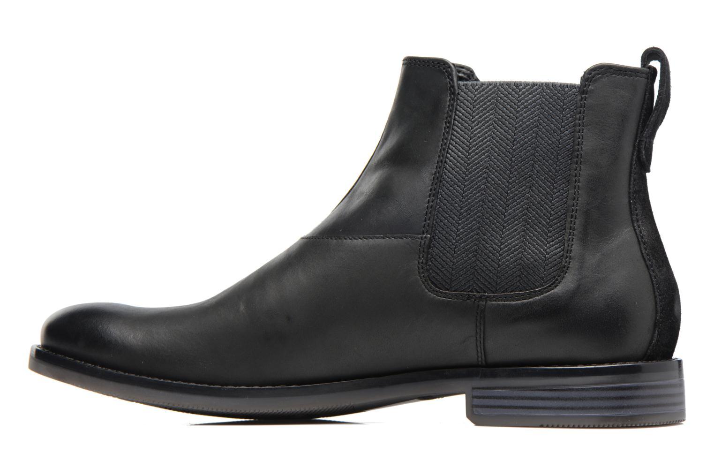 Bottines et boots Rockport Wynstin Chelsea Noir vue face