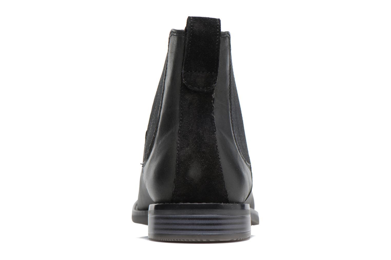 Bottines et boots Rockport Wynstin Chelsea Noir vue droite