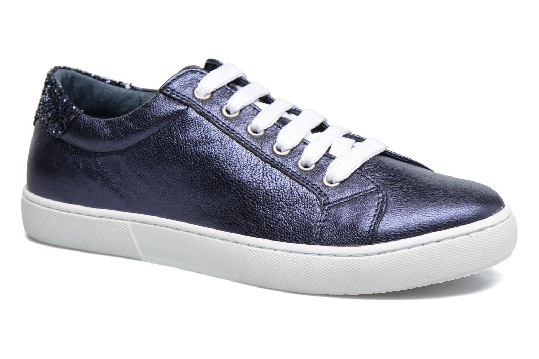Sneaker Georgia Rose Saloon blau detaillierte ansicht/modell