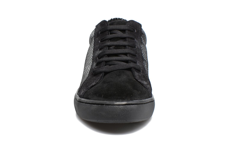 Sneaker Georgia Rose Cemoi schwarz schuhe getragen