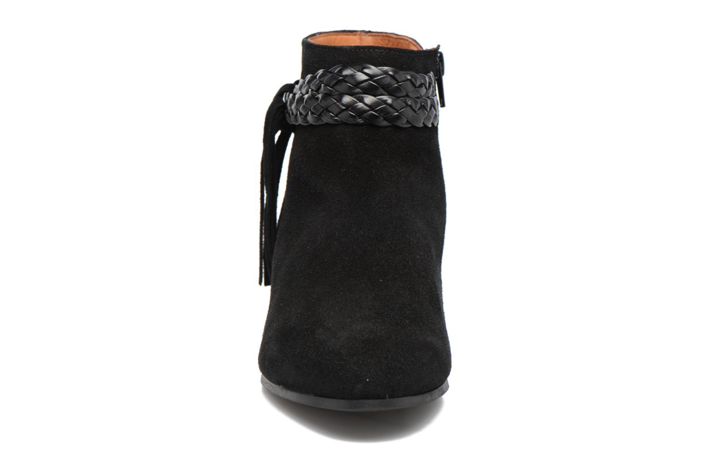 Bottines et boots Georgia Rose Cewest Noir vue portées chaussures