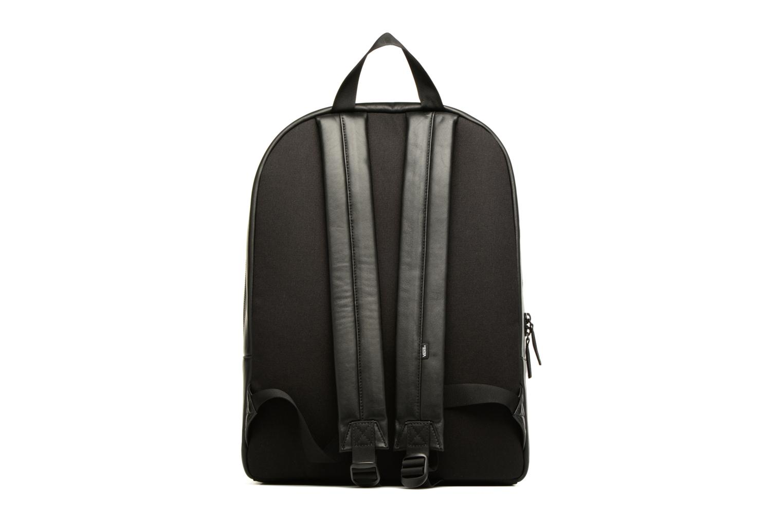 Sacs à dos Vans KL Leather Backpack Noir vue face