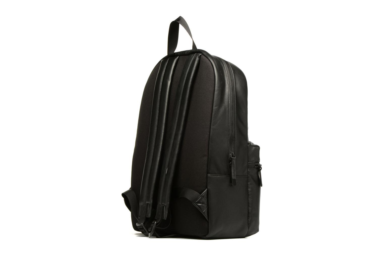 Sacs à dos Vans KL Leather Backpack Noir vue droite