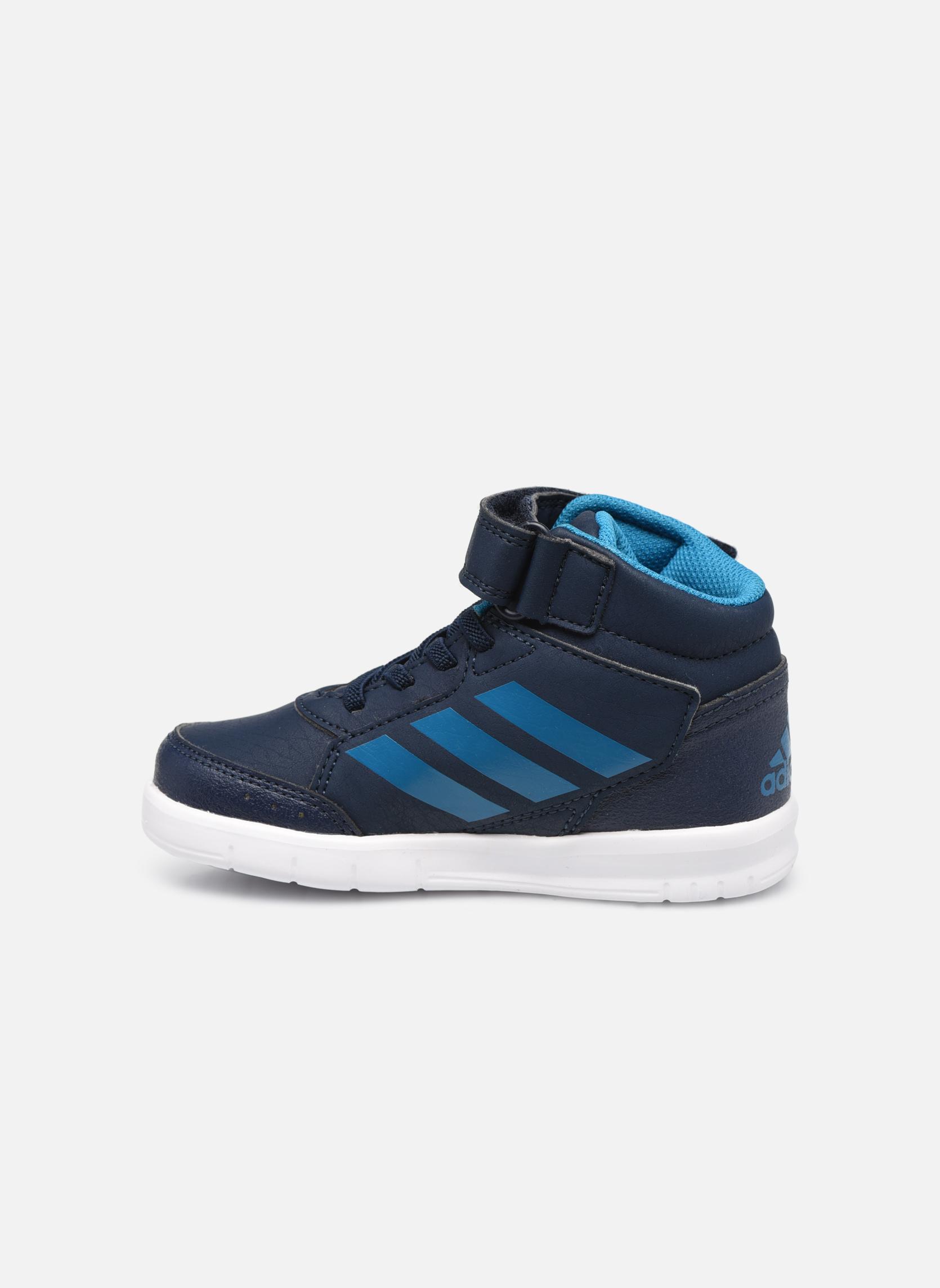 Sneakers Adidas Performance Altasport Mid El I Blå se forfra