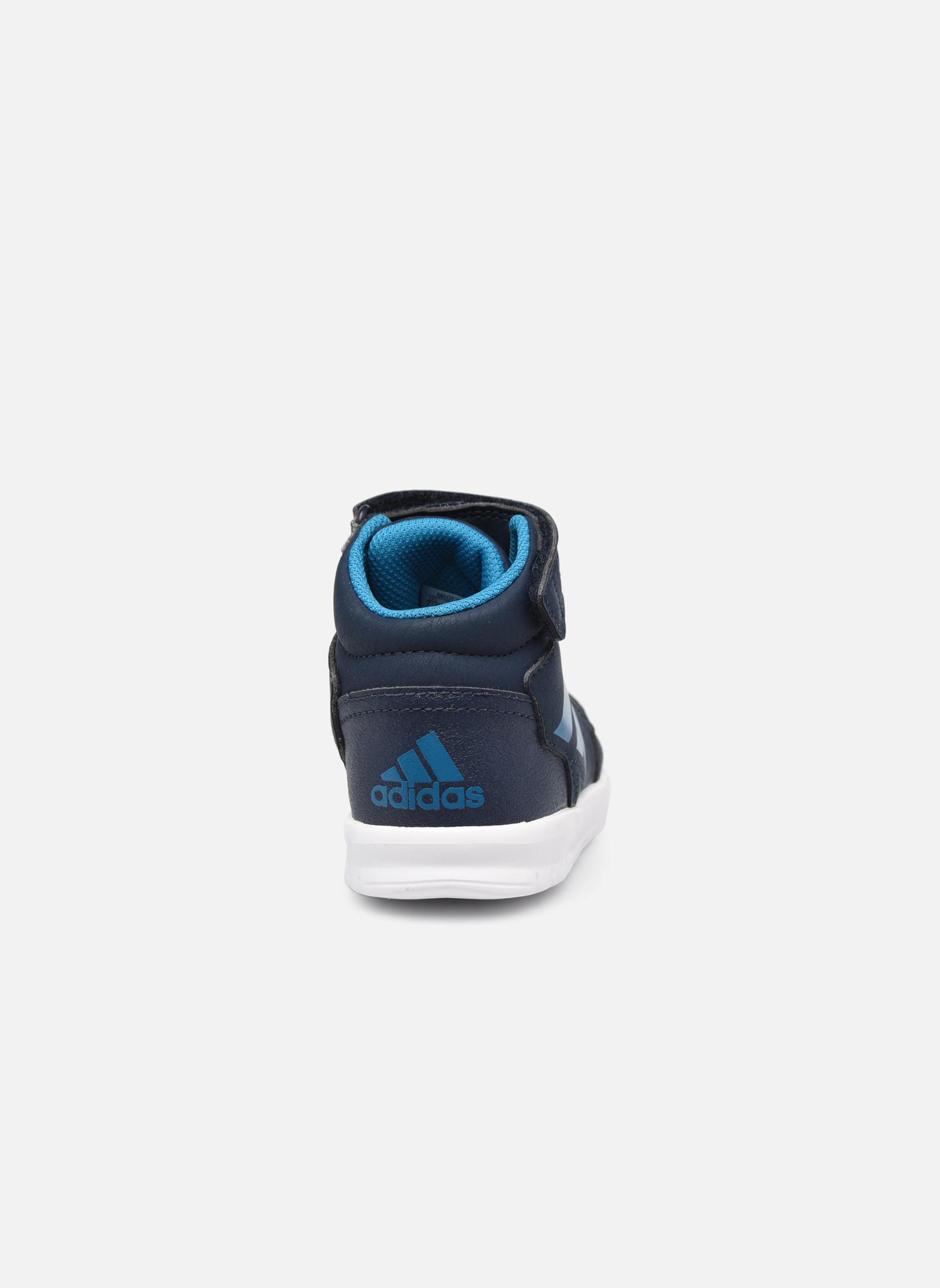 Sneakers Adidas Performance Altasport Mid El I Blå Se fra højre