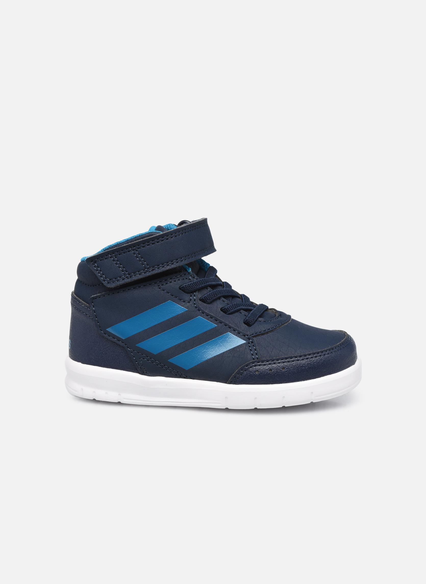 Sneaker Adidas Performance Altasport Mid El I blau ansicht von hinten