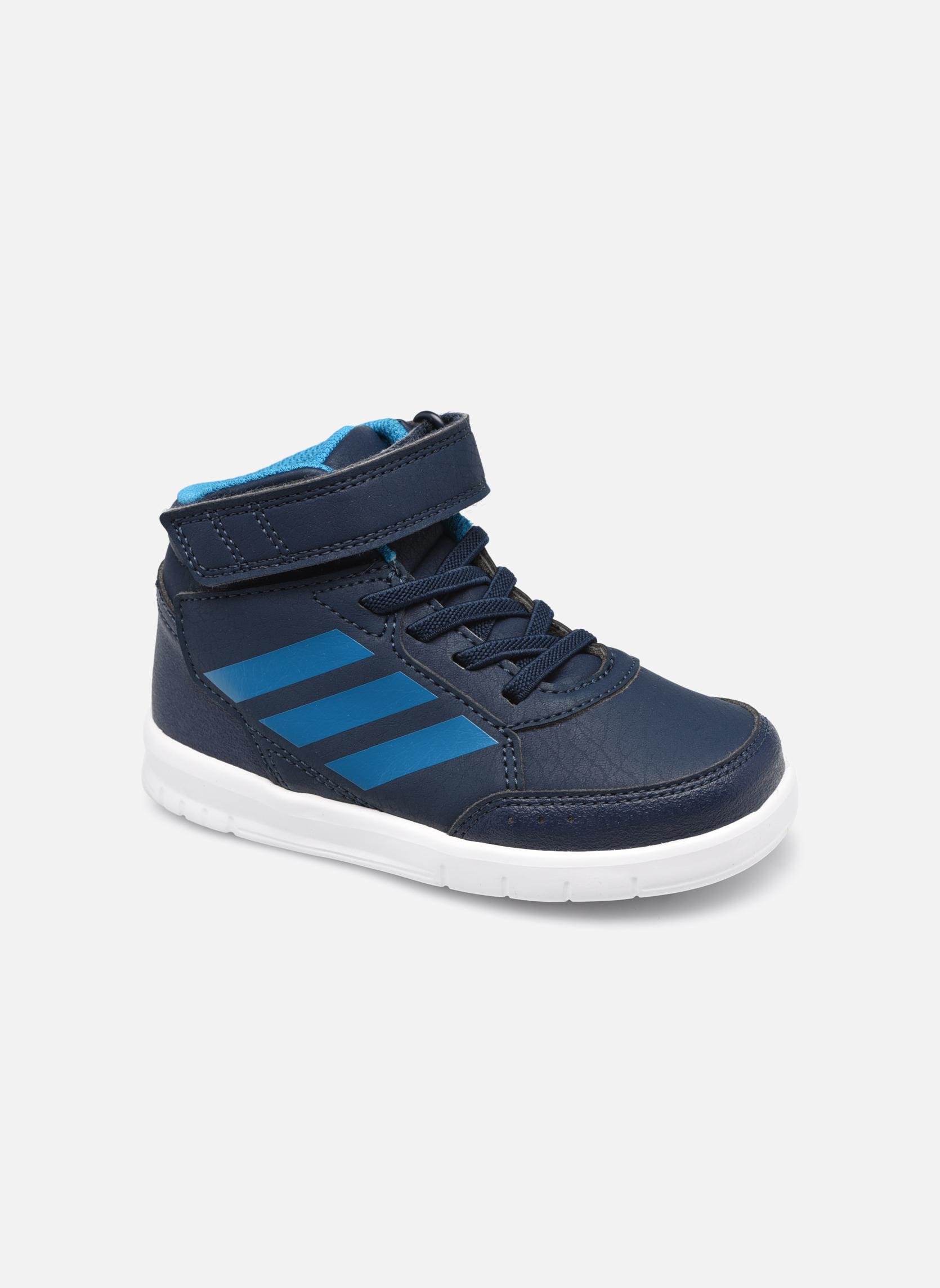 Sneakers Adidas Performance Altasport Mid El I Blå detaljeret billede af skoene