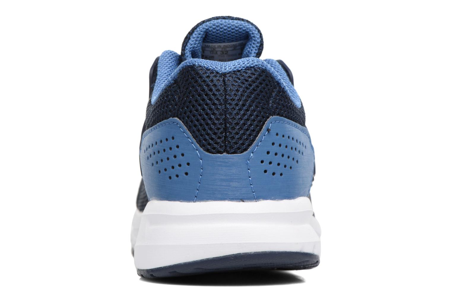 Sport shoes Adidas Performance Galaxy 4 K Blue view from the right