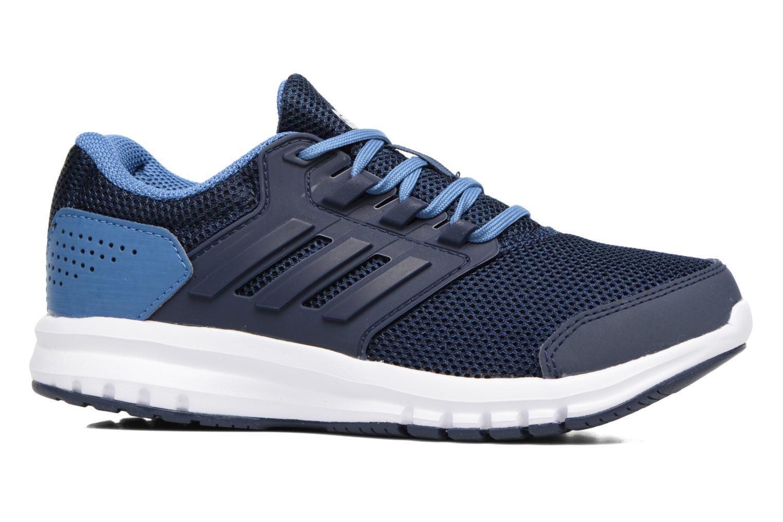 Sport shoes Adidas Performance Galaxy 4 K Blue back view