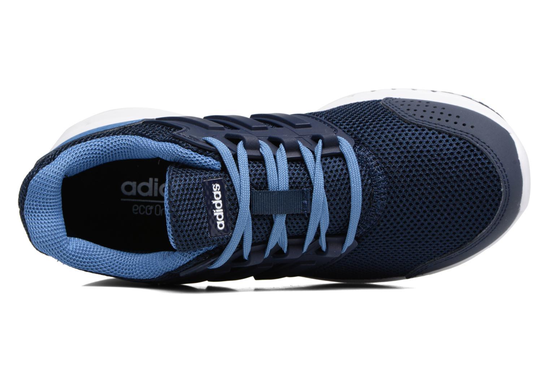 Zapatillas de deporte Adidas Performance Galaxy 4 K Azul vista lateral izquierda