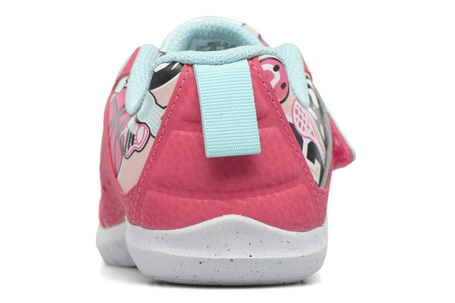 Baskets Adidas Performance Fortaplay Ac I Rose vue droite