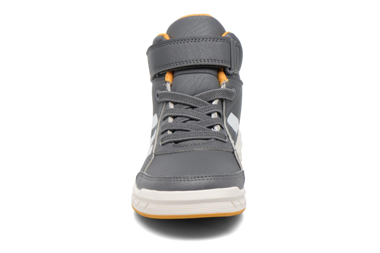 Sneaker Adidas Performance Altasport Mid El K grau schuhe getragen