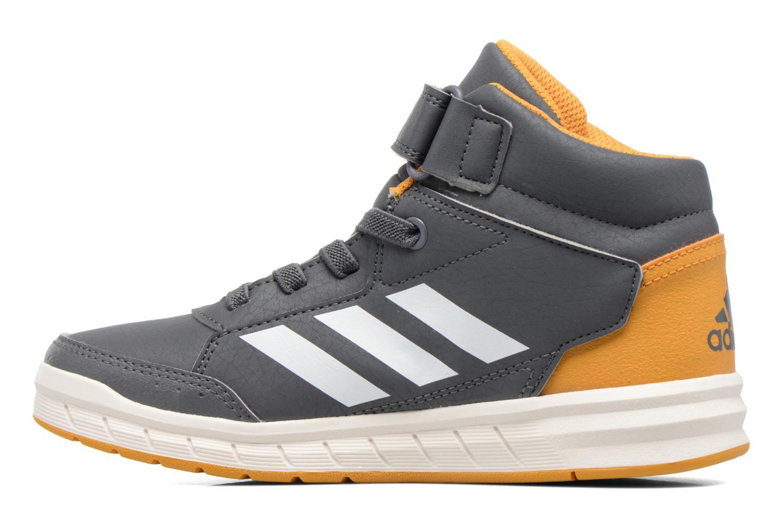 Sneaker Adidas Performance Altasport Mid El K grau ansicht von vorne
