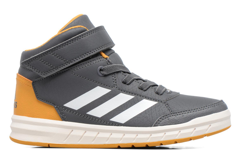 Sneaker Adidas Performance Altasport Mid El K grau ansicht von hinten