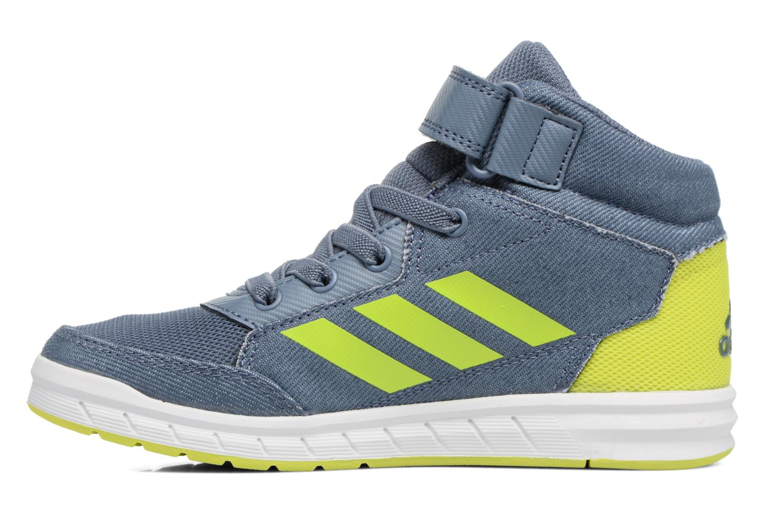 Trainers Adidas Performance Altasport Mid El K Grey front view
