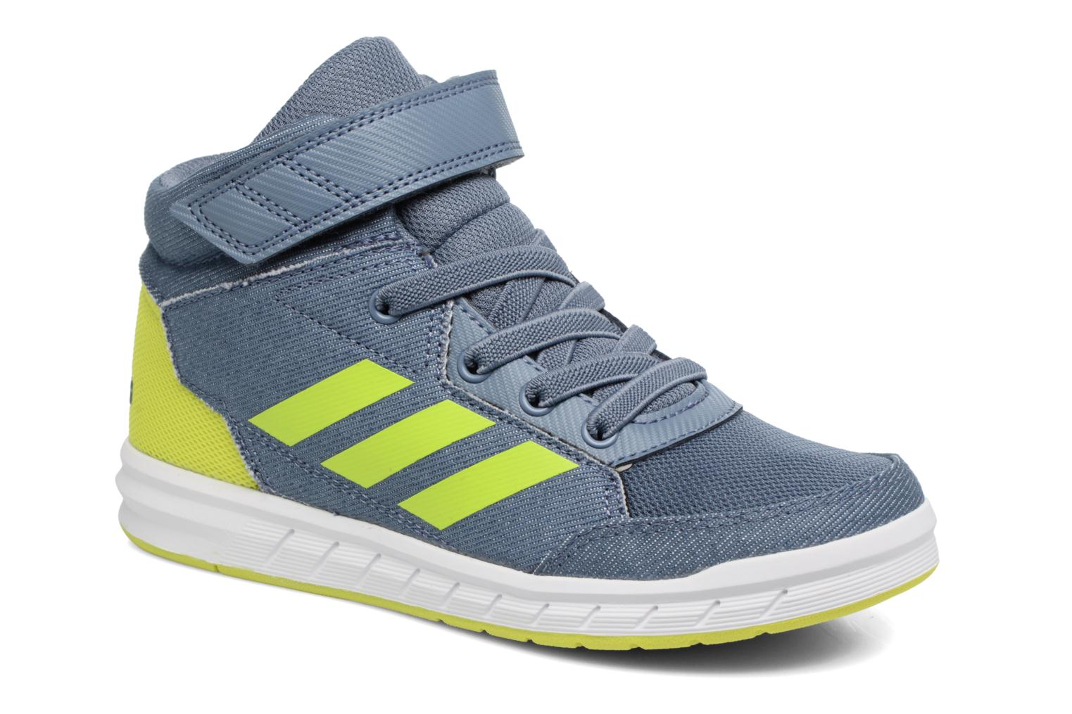 Trainers Adidas Performance Altasport Mid El K Grey detailed view/ Pair view