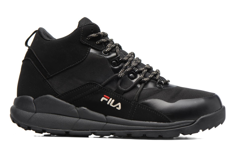 Black/black FILA Delta Mid (Noir)