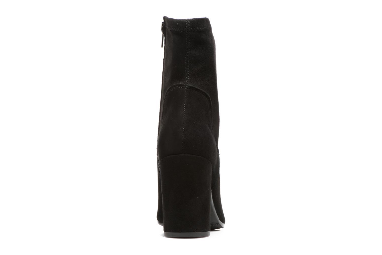 Bottines et boots Dune London Oliah Noir vue droite