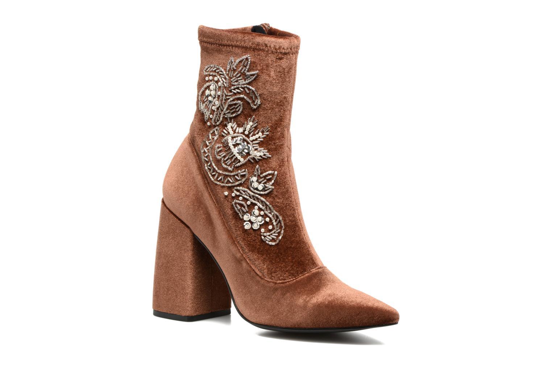 Zapatos promocionales SENSO Ziko I (Marrón) - Botines    Los zapatos más populares para hombres y mujeres