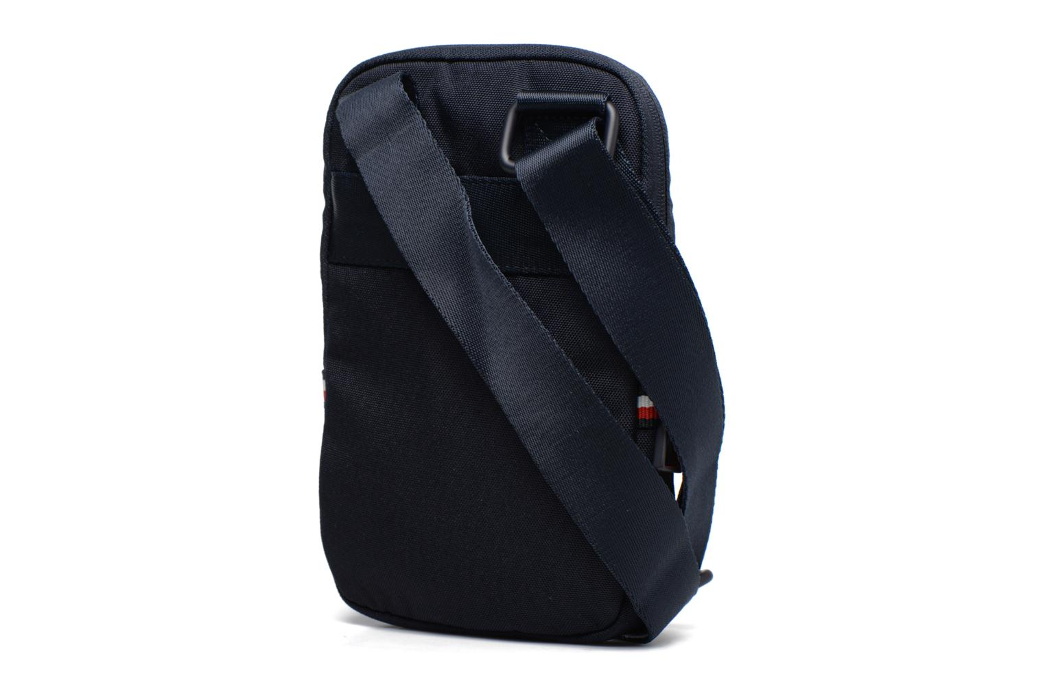 Sacs homme Tommy Hilfiger Tommy Compact Crossover Bleu vue droite