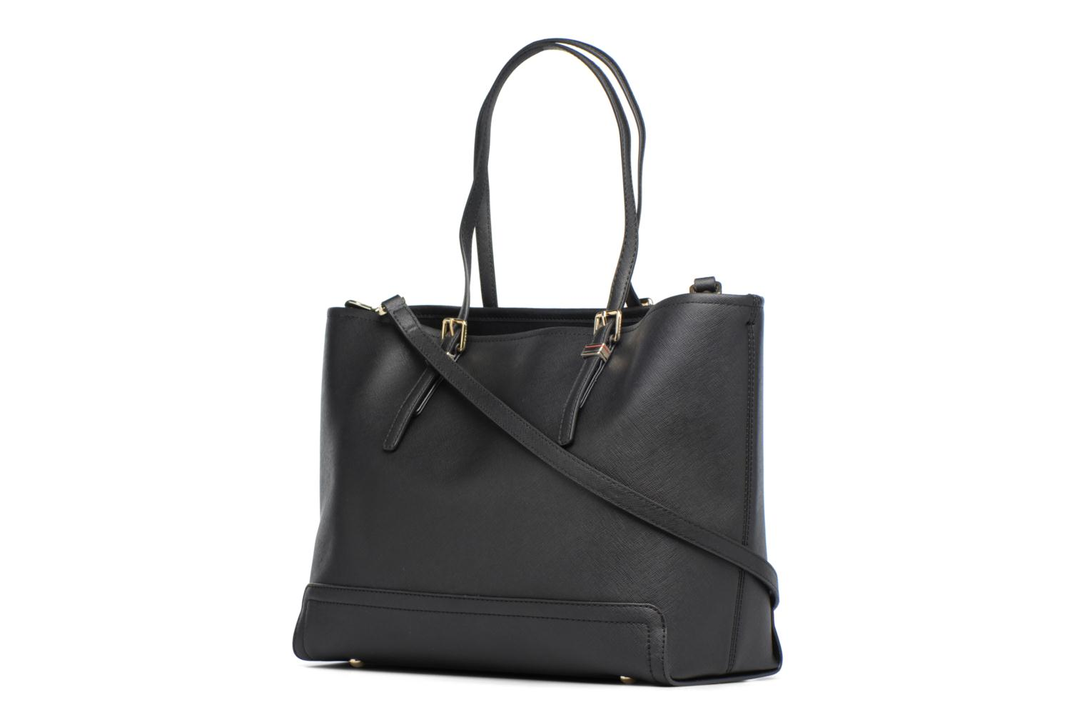 Honey Tote M 002 Black