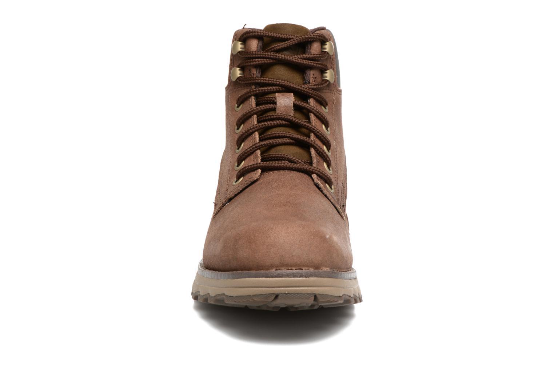 Bottines et boots Caterpillar Intake Marron vue portées chaussures