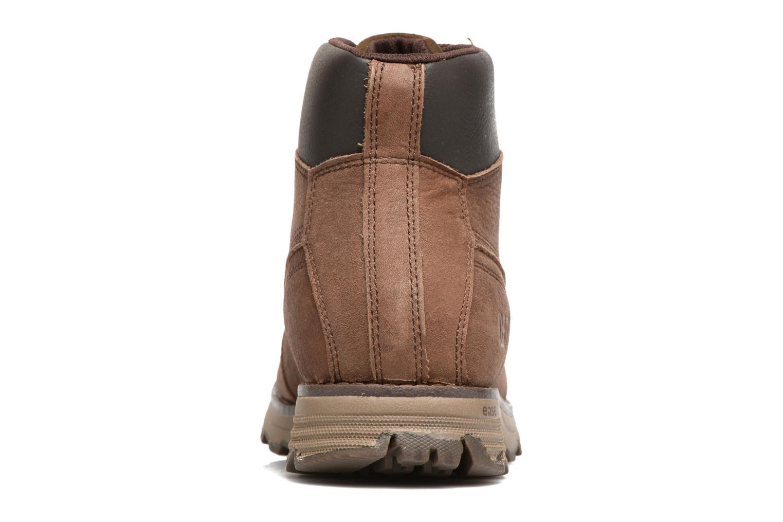 Stiefeletten & Boots Caterpillar Intake braun ansicht von rechts