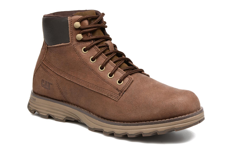 Bottines et boots Caterpillar Intake Marron vue détail/paire