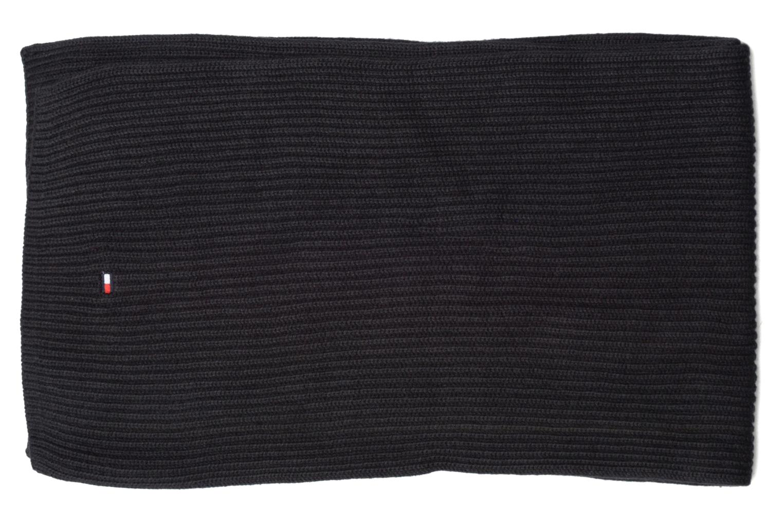 Divers Tommy Hilfiger Pima Cotton Cashmere Scarf Zwart model