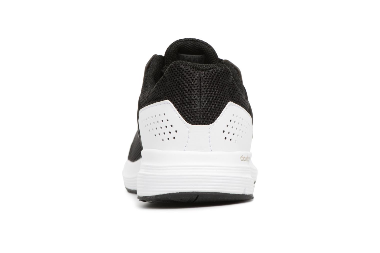 Chaussures de sport Adidas Performance Galaxy 4 M Noir vue droite