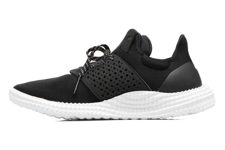 Sport shoes Adidas Performance Adidas Athletics 24/7 W Black front view