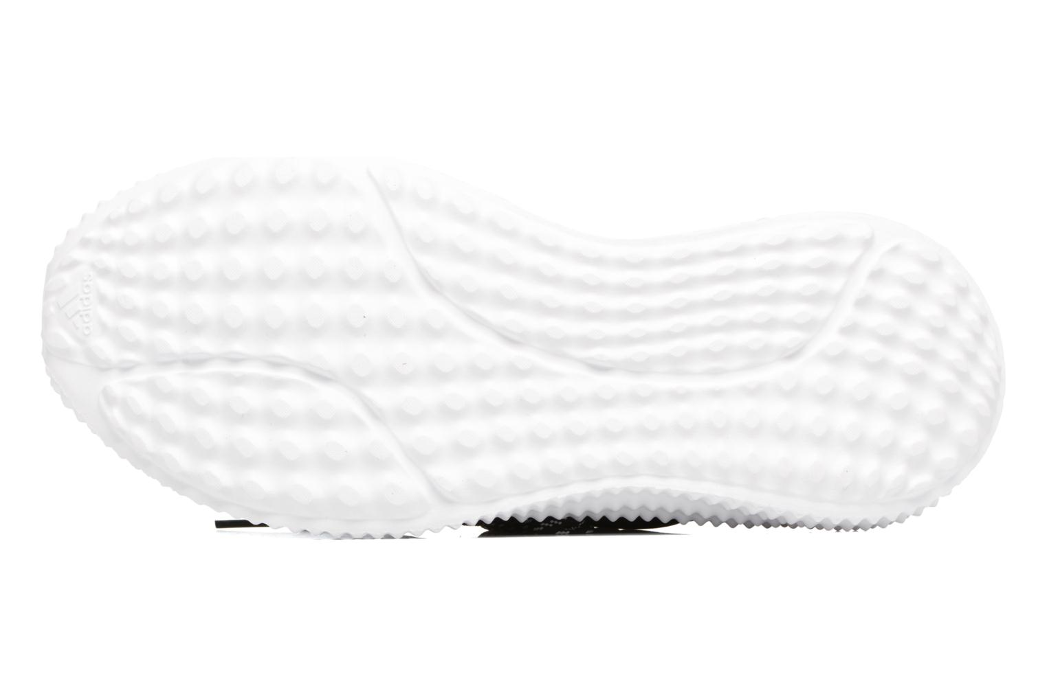 Sport shoes Adidas Performance Adidas Athletics 24/7 W Black view from above