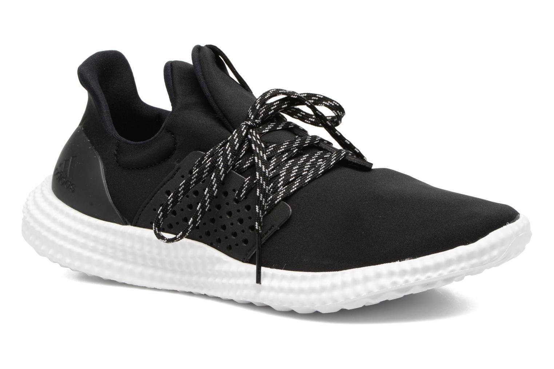 Sport shoes Adidas Performance Adidas Athletics 24/7 W Black detailed view/ Pair view